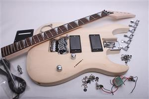 ELECTRIC GUITAR KIT- rg -STYLE - Guitar bodies and kits ...