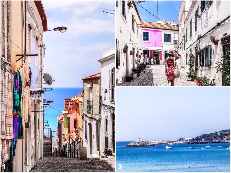 Guide Sesimbra By Opaline ruelles