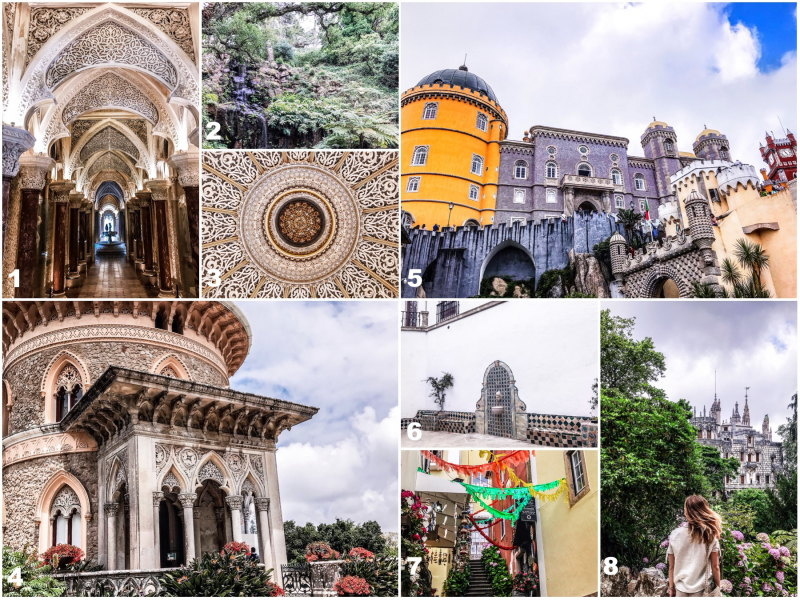 Guide Sintra By Opaline palais