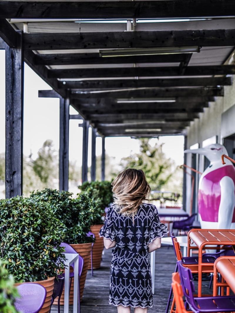Hotel Golden Tulip Lyon blog By Opaline terrasse