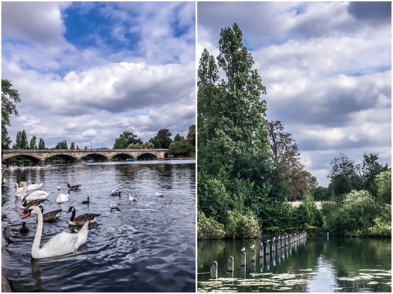 City guide Londres blog voyage By Opaline Hyde Park