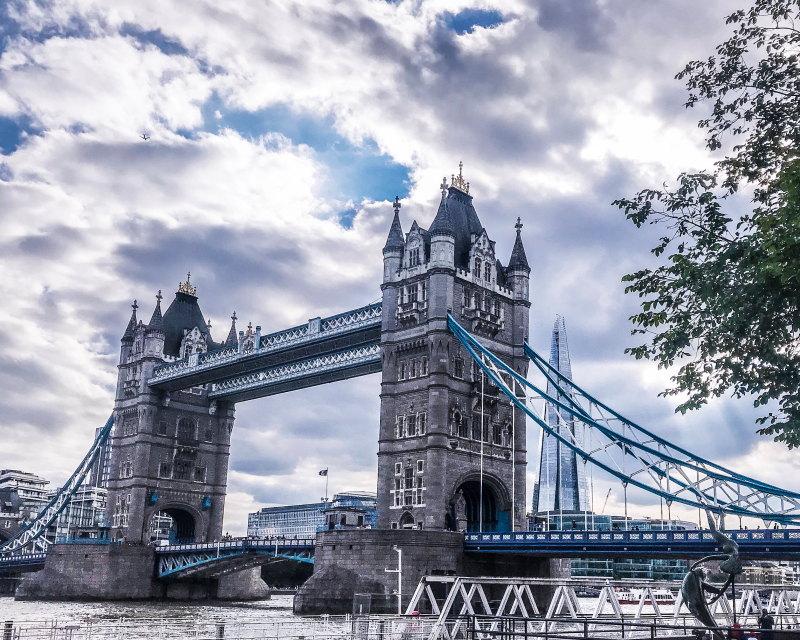 City guide Londres blog voyage By Opaline Tower Bridge
