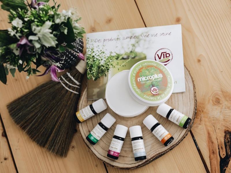 Vip Domotec produits entretien écologiques