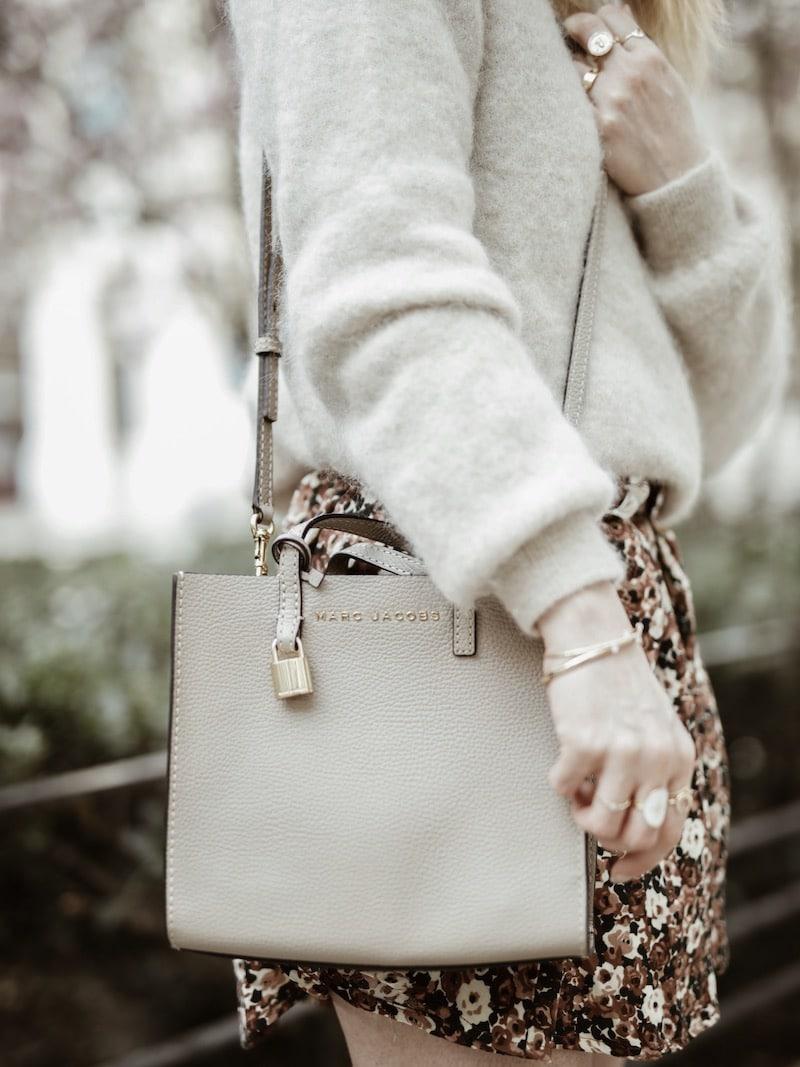 Look femme sac mini Grind Marc Jacobs blog mode France Lyon By Opaline