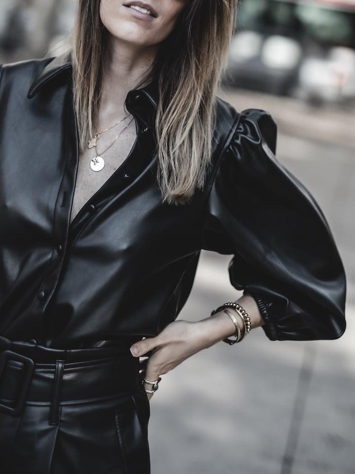 Look femme automne inspiration tenue tendance 2019 accumulation bijoux créateurs cabirol blog mode Lyon France By Opaline