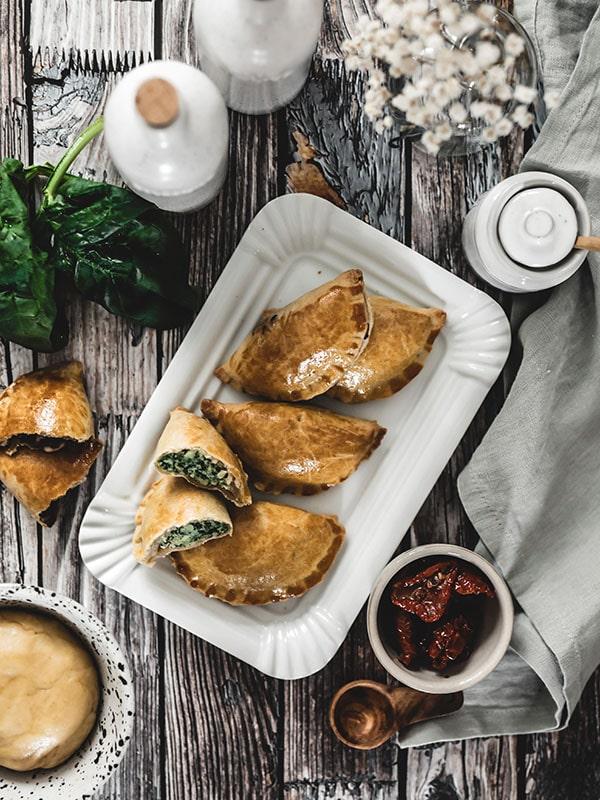 Recette empanadas végétariennes