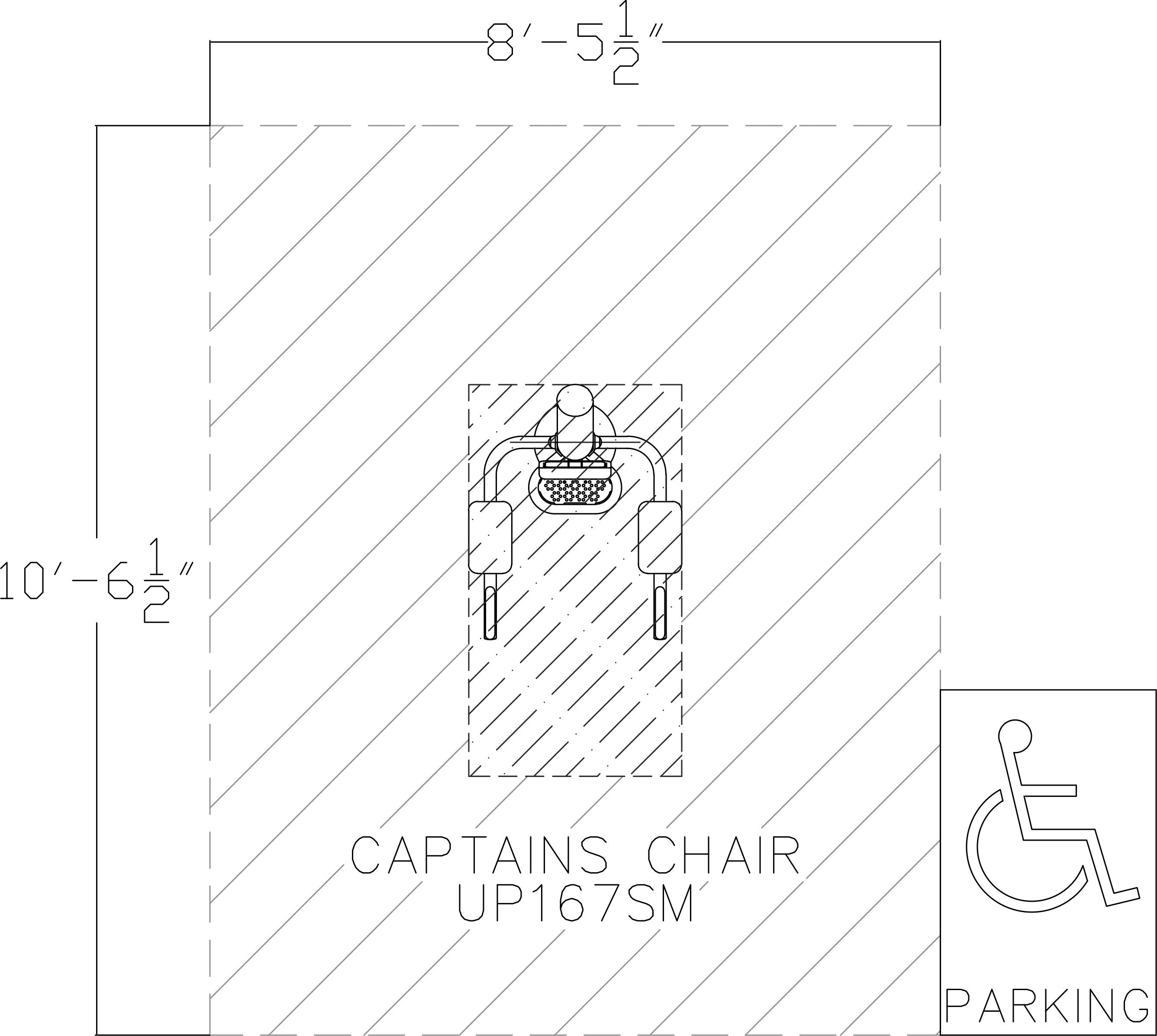 Captain S Chair