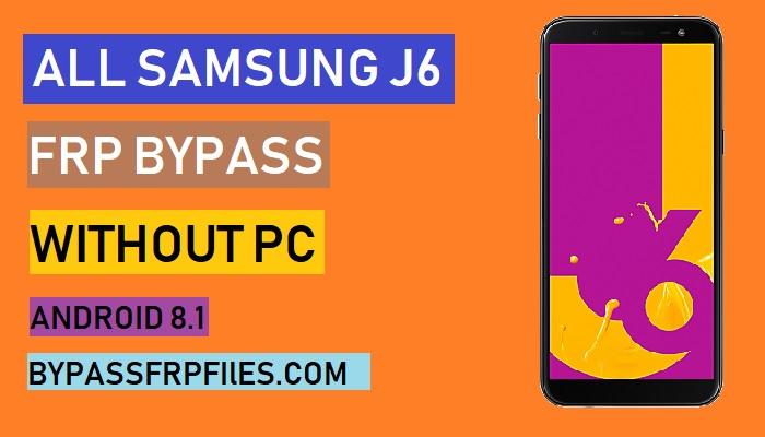 Bypass FRP Google Account Samsung J6,Bypass FRP Samsung J6 Without PC,Bypass FRP Google Account Samsung J6,Samsung J6 FRP bypass without PC,
