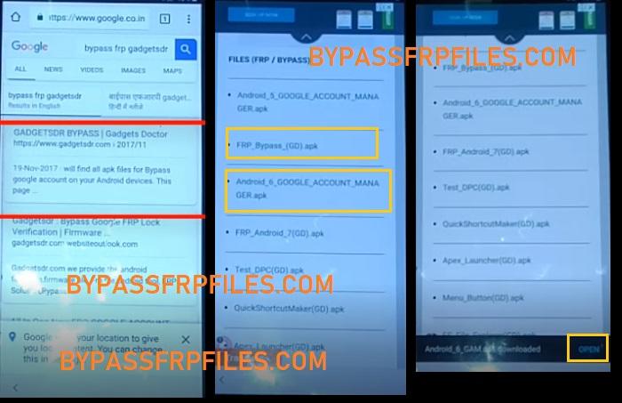 Bypass Google FRP Samsung A9 (Without PC) - FRP BYPASS Files