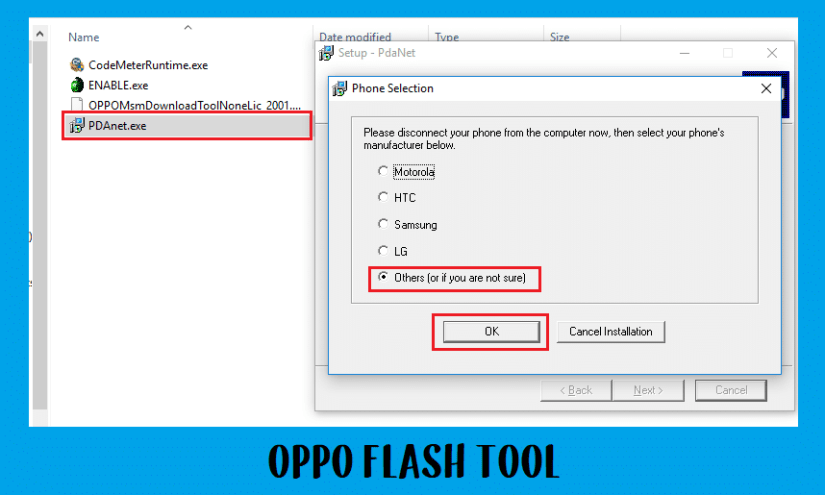 Oppo Flash Tool Download MSM TOol