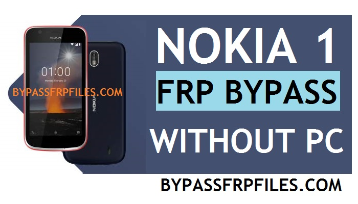 Nokia 1 FRP Bypass,Bypass Nokia 1 FRP,Bypass FRP Nokia 1 Android 8.1,Bypass FRP Nokia 1 TA-1047,Bypass Google Account Nokia 1,Bypass Google Verification Nokia 1,Nokia 1 Android 8.1 FRP Method,Remove Nokia 1 FRP lock,Nokia TA-1047 FRP/ Nokia 1 TA-1066 FRP and Nokia 1 TA-1056 FRP