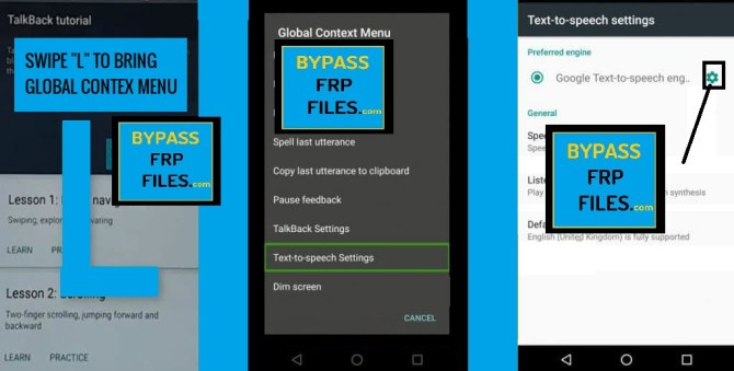 Bypass Google Account Moto E5 Plus- Remove FRP lock - Without PC