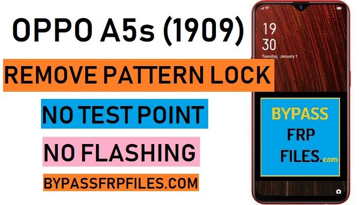 Pattern Loc Oppo A53 Frp Unlock | Lehuga
