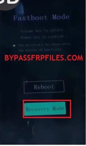 Vivo Fastboot mode