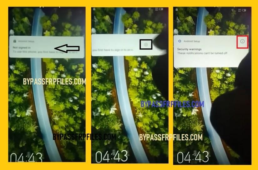 Access app settings to Infinix, tecno, micromax, Zen, Lava, Hisense, ZTE frp Bypass- Unlock Google Account