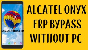 Alcatel Onyx FRP