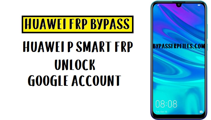 Huawei P smart 2019 FRP Unlock - Bypass EMUI 9.0.1 Google Lock | NO TALKBACK