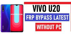 Vivo U20 FRP Bypass – Unlock Google Account Lock (Android 9.1)