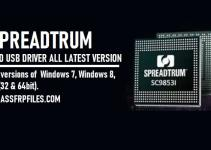 Download SPD (Spreadtrum) All USB Drivers for Windows (2020) Latest
