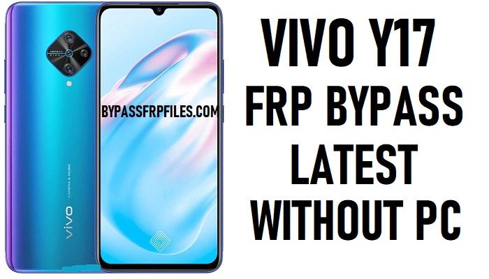 Vivo V17 FRP Bypass – Unlock Google Account Lock (Android 9.1)