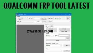 Qualcomm FRP Tool | Remove FRP Lock Qualcomm Devices