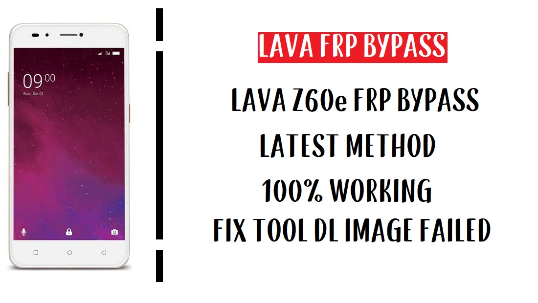 Lava Z60e FRP Bypass | Unlock Google Account Android 7.0 (FRP File)
