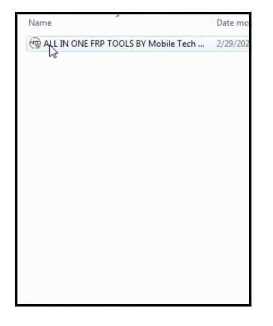 Run All In One FRP TOols