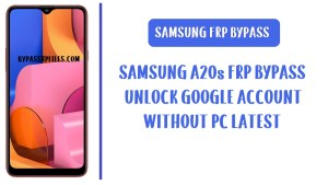 Samsung A20s FRP Bypass - Unlock SM-A205 Google Account (Android 10)