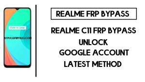 Realme C11 FRP Bypass | Unlock Google Account (Android 10)