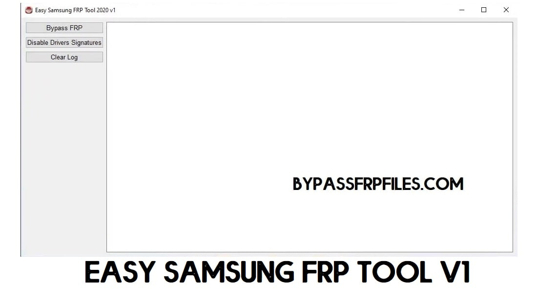 Easy Samsung FRP Tool | New one-click FRP unlock tool 2020