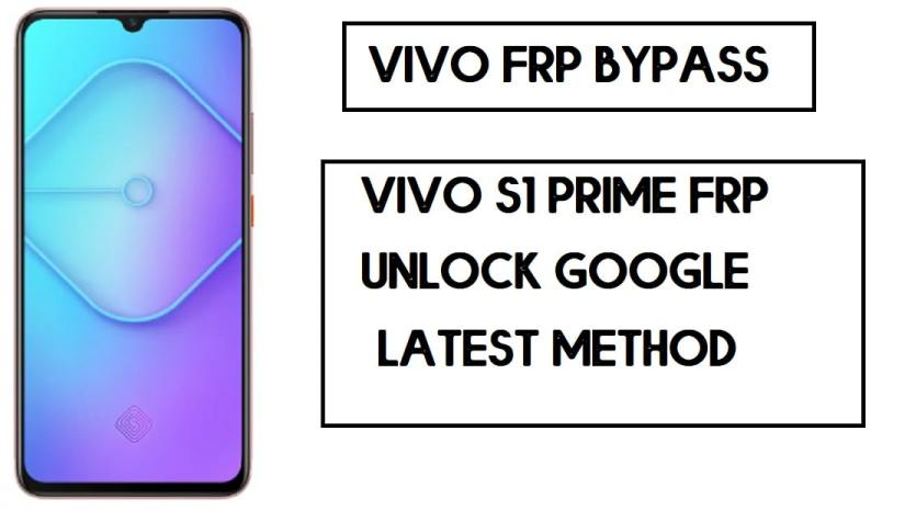 Vivo S1 Prime FRP Unlock | Bypass Google Account Android 10 (Updated)