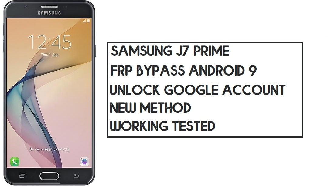Samsung J7 Prime FRP Bypass | How to Unlock Samsung SM-G610 Google Verification – Android 9 (2020)