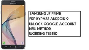 Samsung J7 Prime FRP Bypass   How to Unlock Samsung SM-G610 Google Verification – Android 9 (2020)