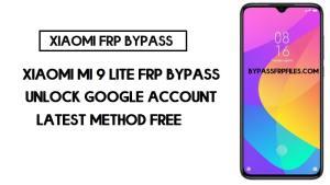 Xiaomi Mi 9 Lite FRP Bypass | How to Unlock Google Verification (MIUI 12)
