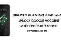Xiaomi Black Shark 3 FRP Bypass | How to Unlock Google Verification (MIUI 12)
