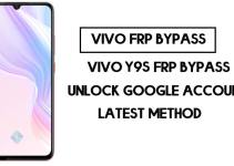 Vivo Y9s FRP Unlock | Bypass Google Account Android 10 Free