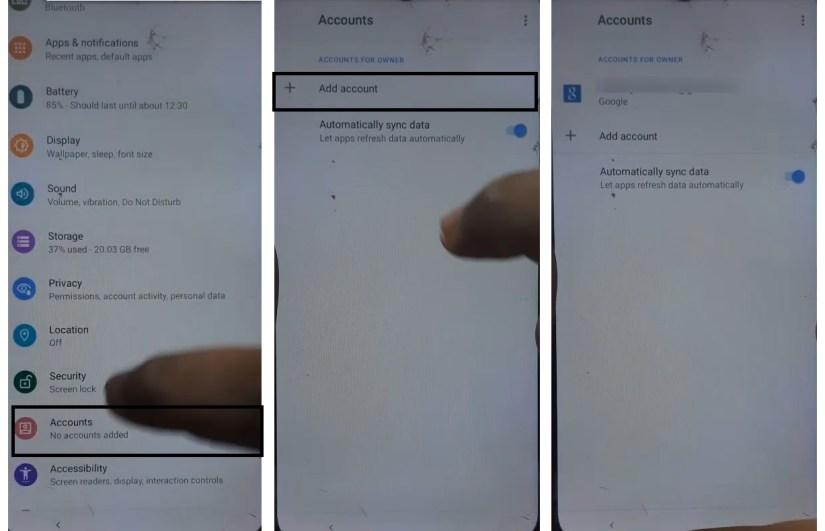 Techno Nokia FRP Bypass unlock