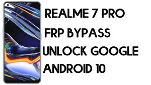 Realme 7 Pro FRP Bypass | How to Unlock Google Account – Without PC (Android 10)