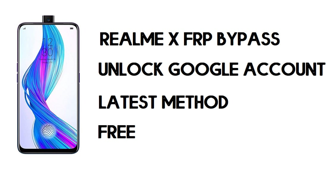 Realme X FRP Bypass | How to Unlock Google Account - Android 10