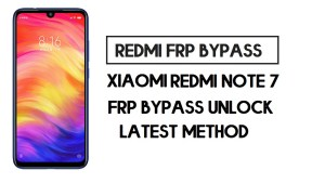 Xiaomi Redmi Note 7 FRP Bypass | How to Unlock Google Account- MIUI 12