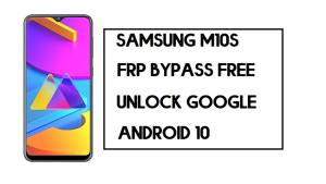Samsung M10s FRP Bypass | How to Unlock SM-M107 Google Account – Without PC (Android 10)