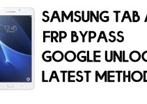 How to Bypass FRP Samsung Tab A 7.0 | Unlock Google Account – Without PC (Android 7.1)
