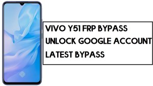 Vivo Y51 FRP Bypass | How to Unlock Google Account Verification (Android 10)