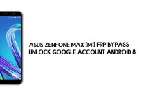 Asus Zenfone Max (M1) ZB556KL FRP Bypass   How to Unlock Google Verification (Android 8)- Without PC