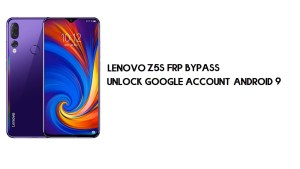 Lenovo Z5s (L78071) FRP Bypass | Unlock Google Account–Android 9