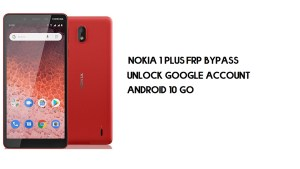 Nokia 1 Plus FRP Bypass | Unlock Google Account–Android 10 -All Models