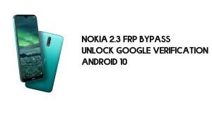 Nokia 2.3 FRP Bypass | Unlock Google Verification – Android 10 (2021)