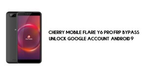Cherry Mobile Flare Y6 Pro FRP Bypass No PC | Unlock Google – Android 9