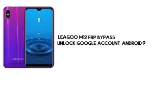 Leagoo M12 FRP Bypass Without PC | Unlock Google – Android 9 (Free)