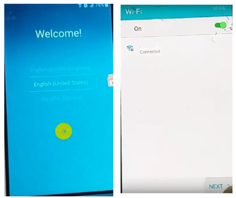 Samsung Android 5.0-5.1- 6.0 FRP Bypass Unlock Google Account